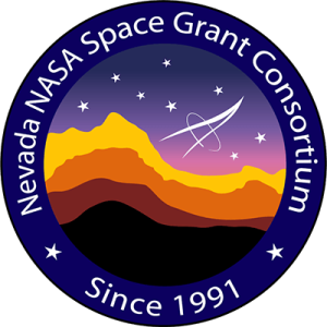 nevada space grant logo funding
