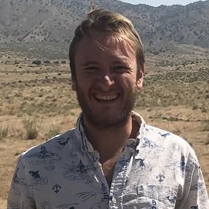 Michael Founds NASA Space Grant Fellow 2017-2018