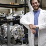 NV NASA EPSCoR Highlight: Science PI Miles Greiner, UNR (doctoral student Blake Naccarto, UNLV pictured)
