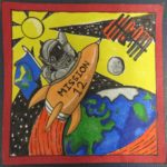 CCSD Student Mission Patches Heading to International Space Station