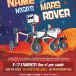 NASA Invites Students to Name Next Mars Rover