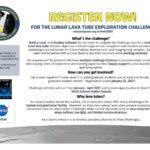 NASA's Artemis Lunar Lava Tube Exploration Challenge