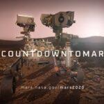 NASA Mars Rover Landing
