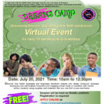 DREAMS STEM Day Virtual Event