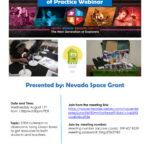 Space Grant Community of Practice Webinar